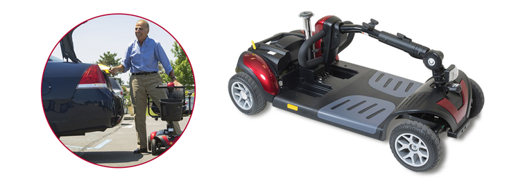 Portable and Travel Scooters
