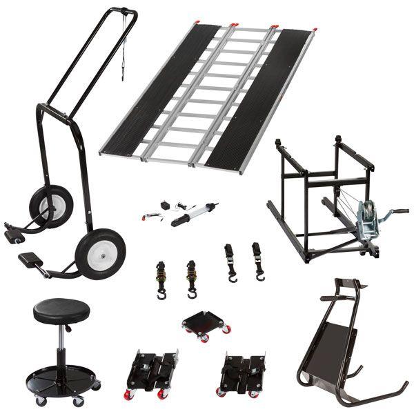 The Professional Snowmobile Shop Kit