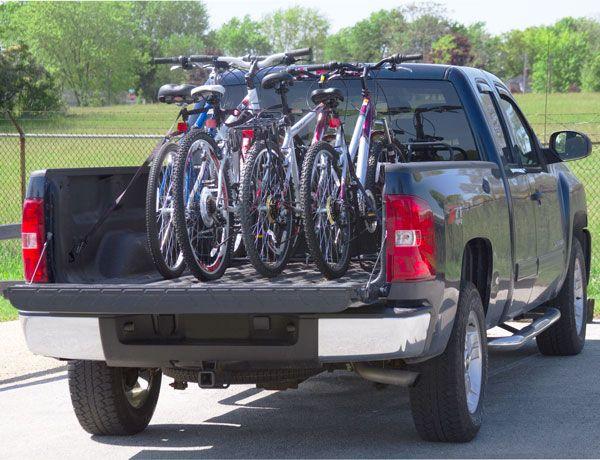 Truck Bed 4-Bike Rack
