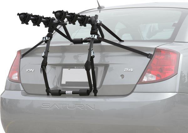 3-Bike Trunk Mounted Bike Rack
