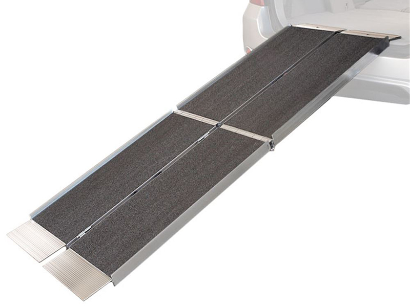 Trifold-AS Multi-Fold Wheelchair Ramp