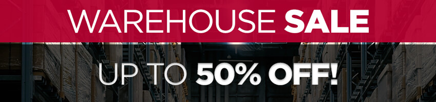 Warehouse Blowout Sale