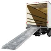 01-37-192-06-WALK-P 16 Long x 40-12 W Plate-End Aluminum Walk Ramp - 1500 lb Capacity