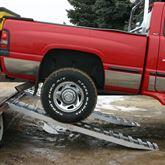 05-TTRAMP-HOOK Aluminum Hook End Car Trailer Ramps - 5000 lb per axle Capacity 4