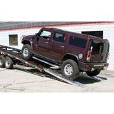 05-TTRAMP-PIN Aluminum Pin-On End Car Trailer Ramps - 5000 lb per axle Capacity 3