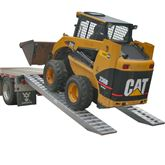 12-16-144-05-S 12 x 16 Hook-End Heavy Equipment Ramps - 12000-lb per axle Capacity