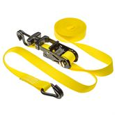 15RATT-J125 1-14 x 15 Ratchet Straps with J-Hooks