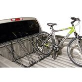 2025 Advantage Bedrack Truck Bike Rack for 4 Bicycles
