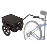 20315 Apex Premium Bicycle Cargo Trailer and Hand Wagon