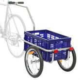 20316 Apex Essential Bicycle Cargo Trailer and Hand Wagon