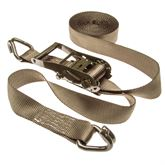 27RATG-J 2 x 27 Ratchet Straps with J-Hooks