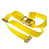 2in-Rat-12Etrack 2 x 12 Ratchet Straps with E-Fittings