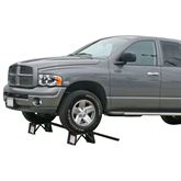 30-2310 Tru-Cut Deluxe Steel 2-Piece Truck Service Ramps - 6000 lbs per axle Capacity