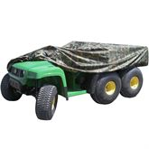 624-GATOR-COVERS Black Widow 6-Wheeler UTV Covers