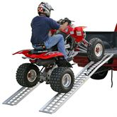 A-951-ATV Aluminum Arched Dual Runner ATV Ramps