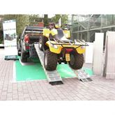 A112 Roll-A-Ramp Roll-Up Twin Track Ramps 4
