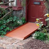 ACRSW AlumiRamp Aluminum Landscape Series Solid Threshold Ramps