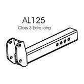 AL125 Harmar Class III Extra Long Hitch Adapter