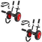 APX-DLY-2 2-Pack Apex SUP Dolly