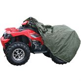 ATVC-COVERS Black Widow Water-Resistant Camouflage ATV Cover