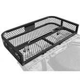 ATVRB-3922 Black Widow Steel Mesh ATV Rear Rack Basket