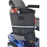 B2131 Extra Large Mobility Saddlebag for Powerchairs and Scooters - 16L x 12W x 2D