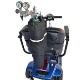 B6-11 Wheelchair Oxygen E-Tank Holder