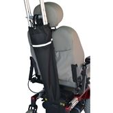 B6-13 Wheelchair Crutch Holder