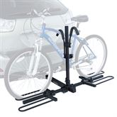 BC-7845 Elevate Outdoor Tray-Style Hitch Bike Rack - 2 Bike and 4 Bike