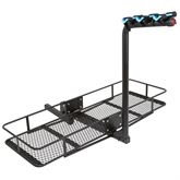 BCCB-BDX Apex Steel Basket Cargo Carriers with Bike Rack
