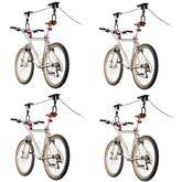 BL-71122-4 4-Bike Apex Ceiling Mount Bicycle Hoist