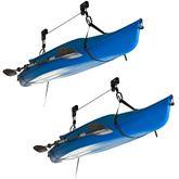 BLC-1-2 2 Pack - Elevate Outdoor Kayak and Canoe Storage Hoist