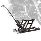 BW-0101 Black Widow Hydraulic Motorcycle  ATV Jack - 1500 lbs Capacity