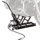 BW-0102 Black Widow AirHydraulic Motorcycle  ATV Jack - 1500 lbs Capacity