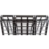 BW-40-AMR Black Widow Aluminum 4-Beam Folding Arched 3-Piece Motorcycle Ramp 5