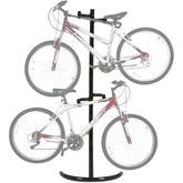 Bike-Stand-1 Apex Free Standing or Wall Mounted 2-Bike Storage Rack