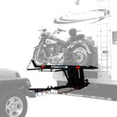 C-Lift Motorcycle Cruiser Lift for RV Motor homes