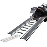CBR-13526-EXT-S Ramp Extension and Stud Protectors - Caliber PRO Tri-Fold Snowmobile and ATV Ramp - 7 6 Long x 52 Wide