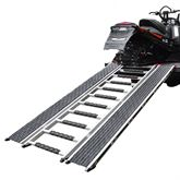 CBR-13526-S Ramp and Stud Protectors - Caliber PRO Tri-Fold Snowmobile and ATV Ramp - 7 6 Long x 52 Wide