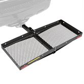 CC-F-DLX-CARGO-CARRIERS Apex Steel Tray Folding Cargo Carrier