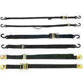 CRG-TDS 1 x 6  2 x 6 Cam Buckle  Ratchet Straps Kits - 4-pk