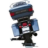 CRUISER-DOLLY Black Widow Steel Cruiser and Chopper Motorcycle Dolly - 1250 lbs Capacity 3