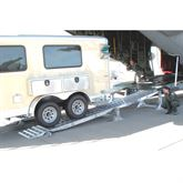 DAMAS-COMPONENTS DAMAS Modular Aircraft Loading Ramp System with Serrated Surface