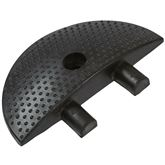 DH-SP-26E Guardian Modular Speed Bump End Cap