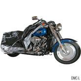 DMC-Cover Black Widow Deluxe Waterproof Motorcycle Cover