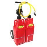 FF-31045-R Flo-Fast Professional 21-Gallon System