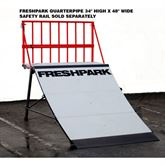 FP-301 Freshpark 3 High Quarter Pipe 4