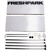 FP-401 Freshpark Quarter Pipe 4x4 Extension Kit