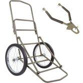 GAME-CART-HD-TOW Kill Shot 750 lbs Capacity Extra-Large Game Cart with Tow Bar
