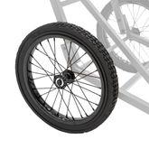 GAME-CART-SM-WHEEL Kill Shot 300 lb Game Cart Replacement Wheel